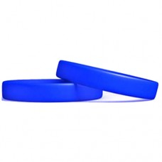 Silicone Wristband Manufcturer:Royal Blue color