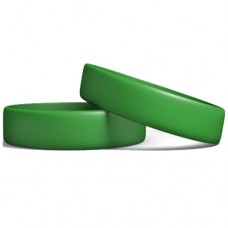 Printed  Wristband Manufacturer:Green color