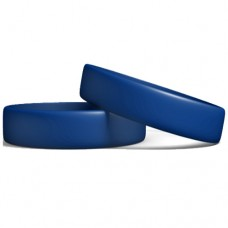 Silicone Wristband Manufacturer:Navy Blue color