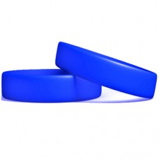 Silicone Wristband Manufcturer: Royal Blue color