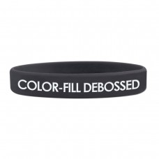 DEBOSSED WRISTBAND SUPPLIER