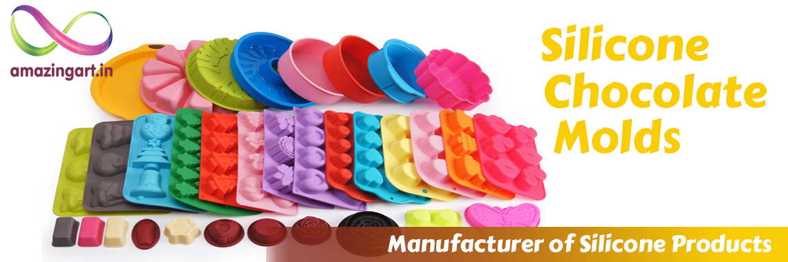 Silicone chocolate molds manufacturer