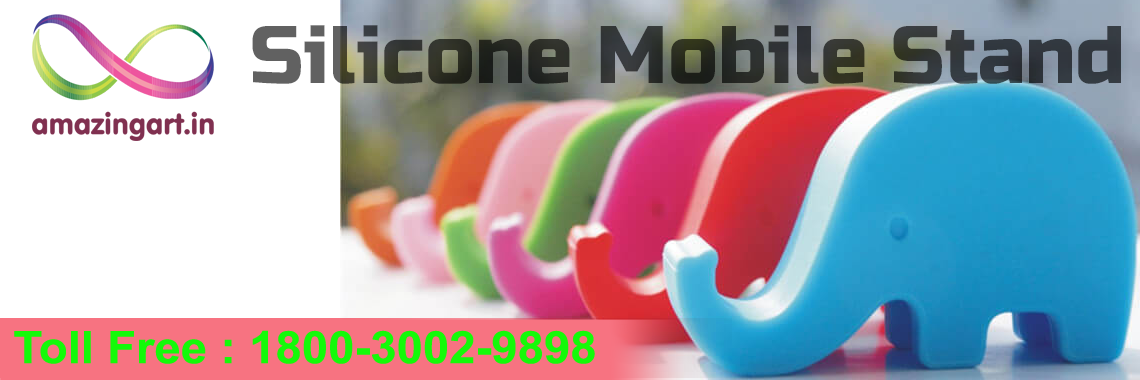 Silicone Mobile Stand | Manufacturer of Silicone Products