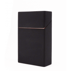 Black Silicone Cigarette Case