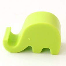 Green Silicone Mobile Stand