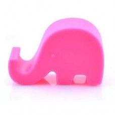 Silicone Mobile Stand - Pink