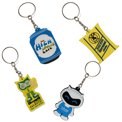 Rubber   PVC Key Chain Manufacturer  32a89ae37af6